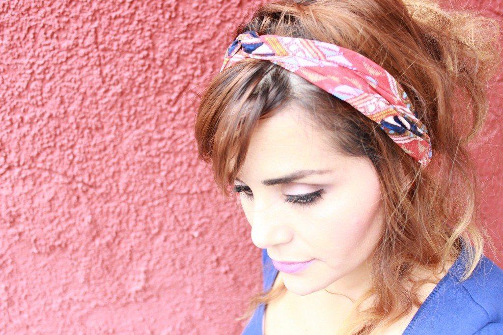 Haaraccessoires für den Sommer