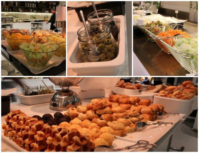 Balea Haarprofis Blogger Event Frühstück