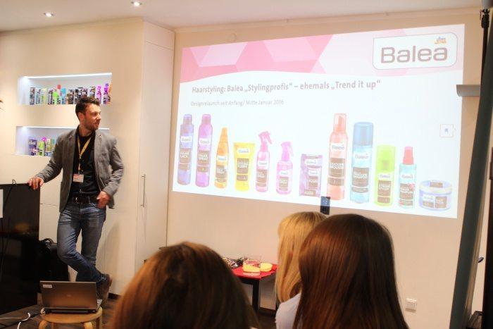 Balea Haarprofis Blogger Event