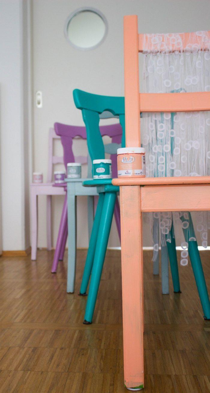 DIY Projekt Esszimmer neu gestalten - SANDRA SARA
