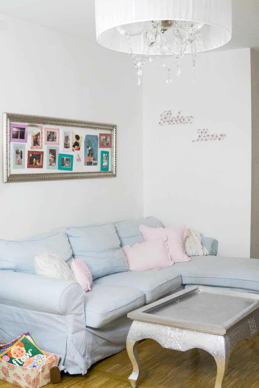 Wohnzimmer Makeover
