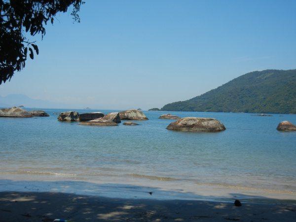 Insel Utila auf Honduras