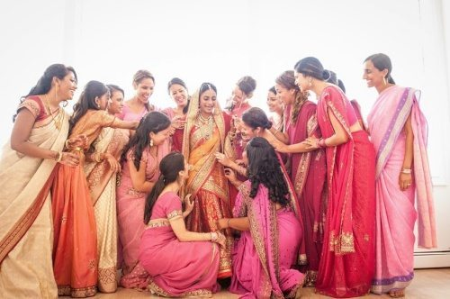 nithya-bridesmaids
